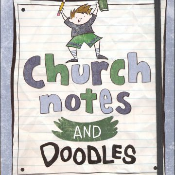 Church Doodles and Notes for Boys