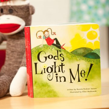 God's Light In Me! (Girl Version)